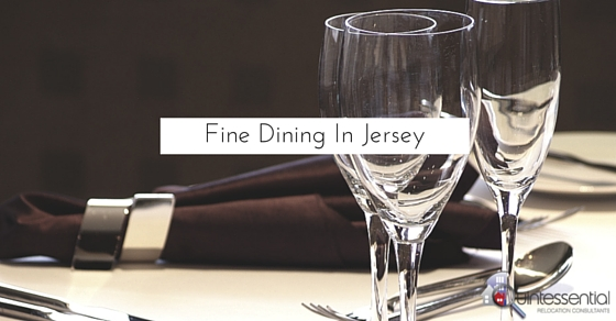 Fine dining in Jersey