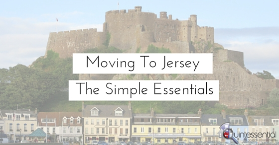 Moving To Jersey