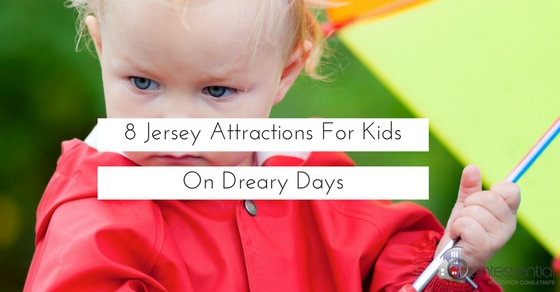 8 Jersey Attractions For Kids on Dreary Days